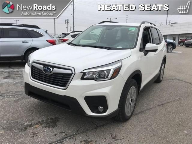2019 Subaru Forester 2.5i Convenience (Stk: S19225) in Newmarket - Image 1 of 18