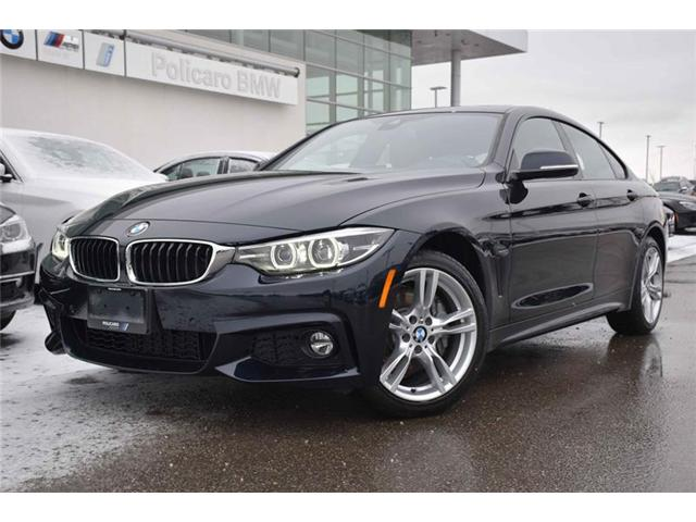 2019 BMW 430i xDrive Gran Coupe  (Stk: 9L09785) in Brampton - Image 1 of 12