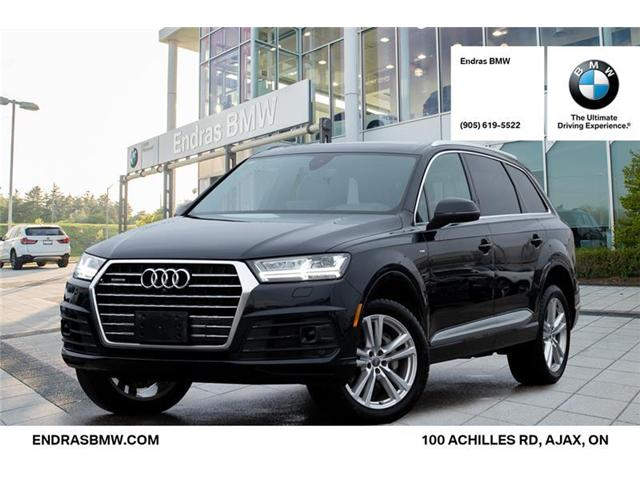 2017 Audi Q7 3.0T Technik (Stk: 52461A) in Ajax - Image 1 of 22