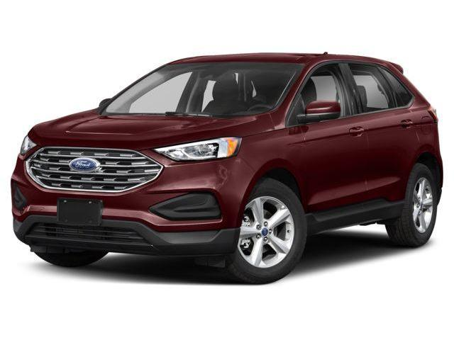 2019 Ford Edge SEL (Stk: K-603) in Calgary - Image 1 of 9