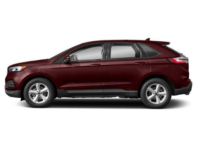 2019 Ford Edge SEL (Stk: K-603) in Calgary - Image 2 of 9