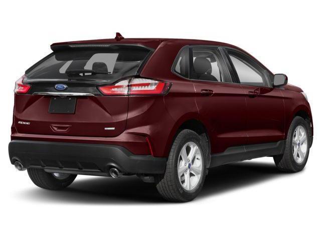 2019 Ford Edge SEL (Stk: K-603) in Calgary - Image 3 of 9