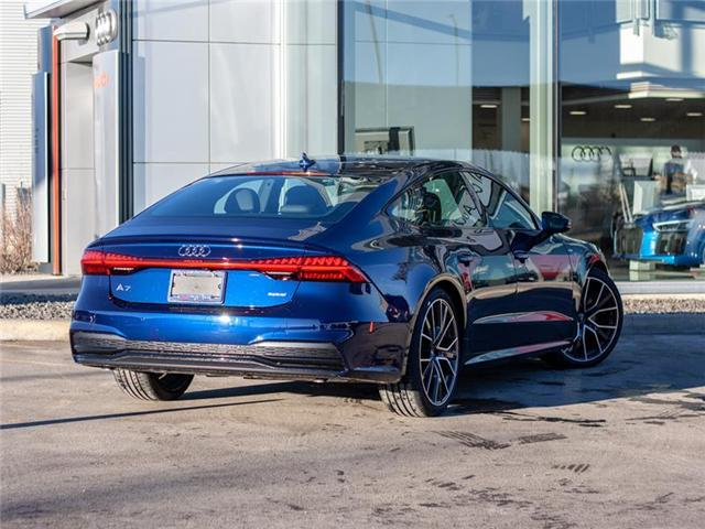 2019 Audi A7 55 Technik (Stk: N5030) in Calgary - Image 2 of 14