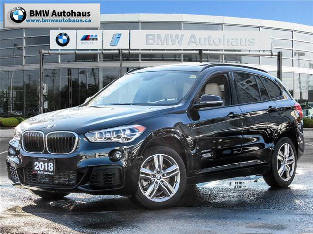 2018 BMW X1 xDrive28i (Stk: P8739) in Thornhill - Image 1 of 29