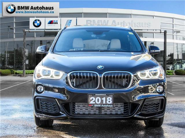 2018 BMW X1 xDrive28i (Stk: P8739) in Thornhill - Image 2 of 29