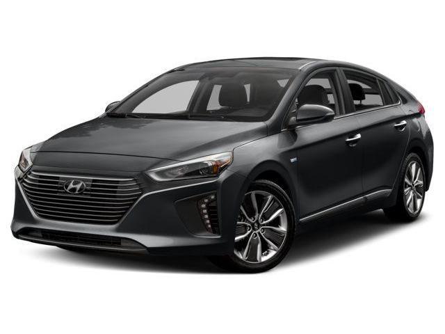 2019 Hyundai Ioniq Hybrid  (Stk: N208) in Charlottetown - Image 1 of 9
