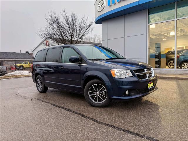2017 Dodge Grand Caravan CVP/SXT (Stk: 1537) in Peterborough - Image 1 of 25