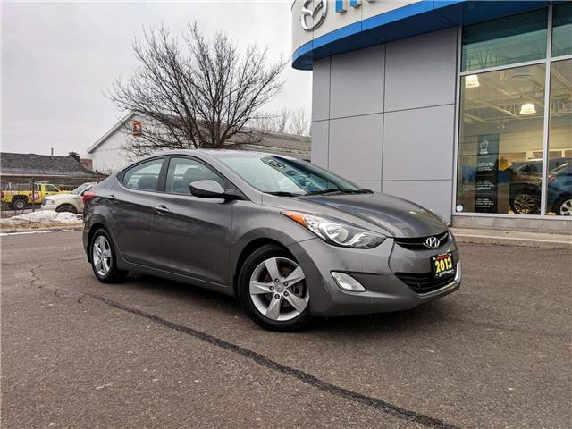 2013 Hyundai Elantra GLS (Stk: I7238A) in Peterborough - Image 1 of 23