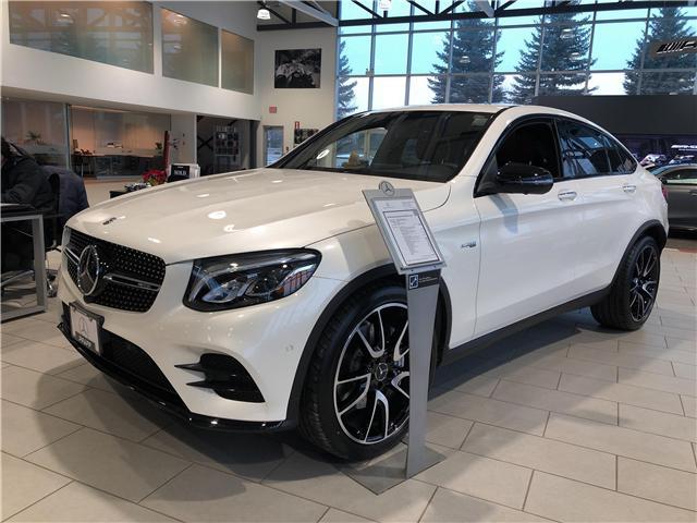2019 Mercedes-Benz AMG GLC 43 Base (Stk: 38734) in Kitchener - Image 1 of 5