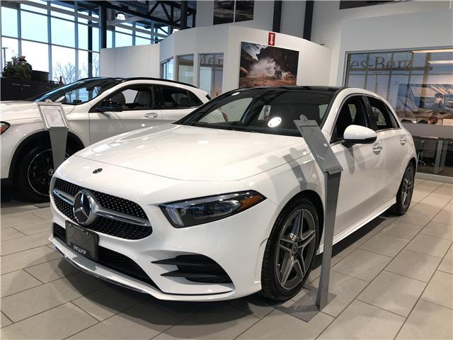 2019 Mercedes-Benz A250 4MATIC Hatch (Stk: 38798) in Kitchener - Image 1 of 5