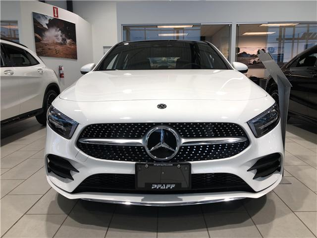 2019 Mercedes-Benz A250 4MATIC Hatch (Stk: 38798) in Kitchener - Image 2 of 5