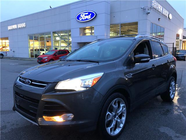 2015 Ford Escape Titanium (Stk: OP18427) in Vancouver - Image 1 of 25