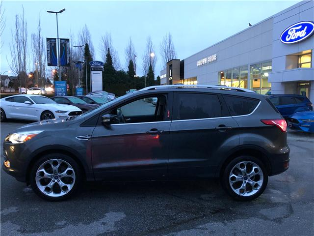 2015 Ford Escape Titanium (Stk: OP18427) in Vancouver - Image 2 of 25