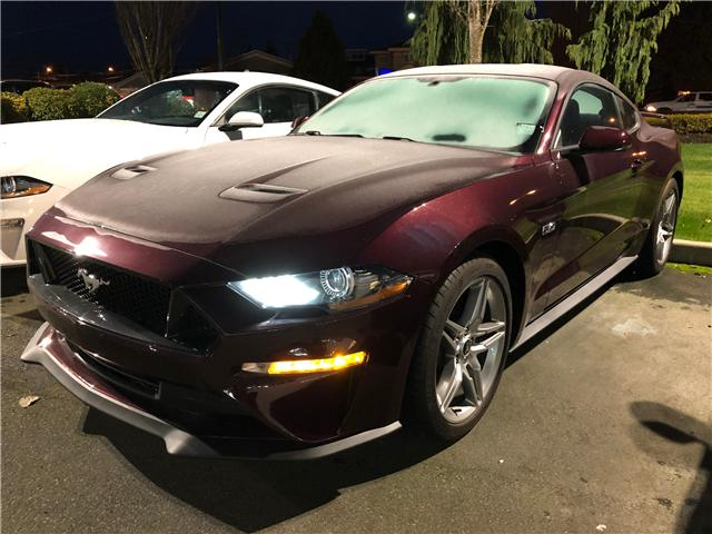 2018 Ford Mustang GT Premium (Stk: 184109) in Vancouver - Image 1 of 4