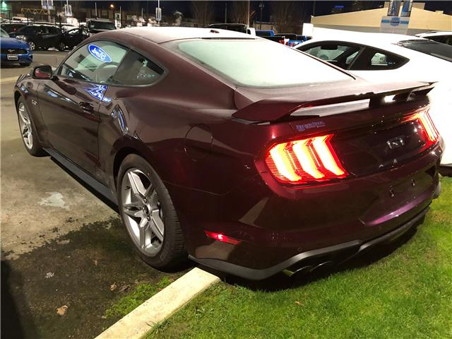 2018 Ford Mustang GT Premium (Stk: 184109) in Vancouver - Image 2 of 4