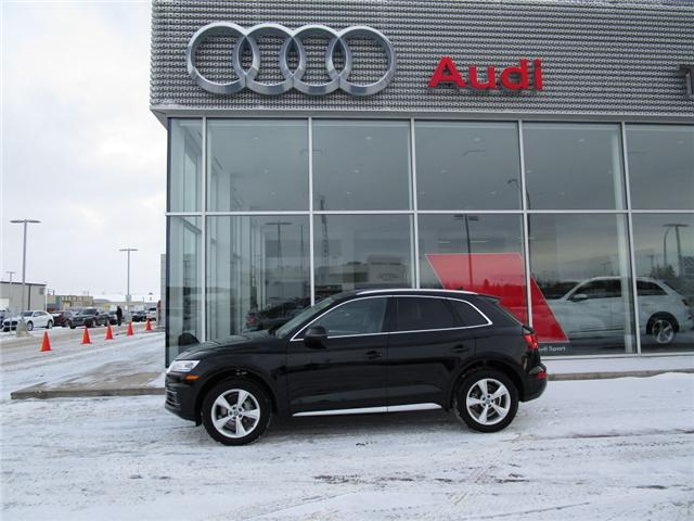 2019 Audi Q5 45 Progressiv (Stk: 190154) in Regina - Image 2 of 27