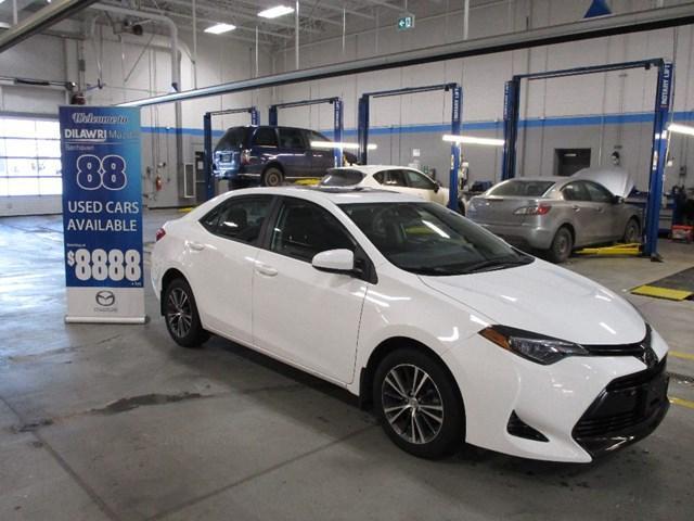 2018 Toyota Corolla  (Stk: MX1043) in Ottawa - Image 1 of 17