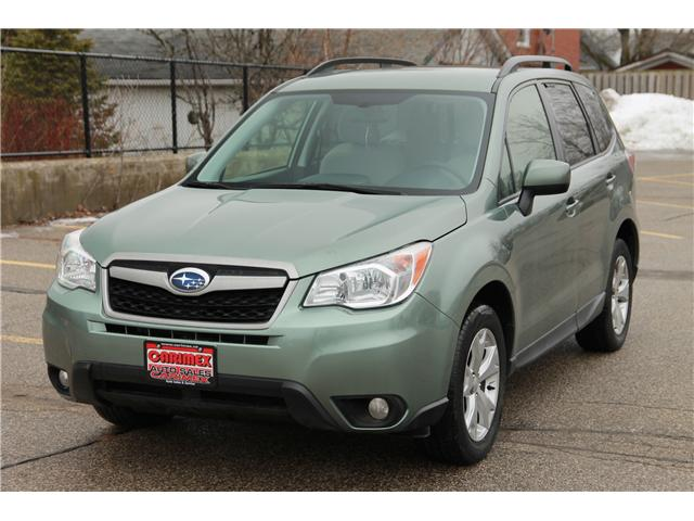 2015 Subaru Forester 2.5i Convenience Package (Stk: 1812607) in Waterloo - Image 1 of 26