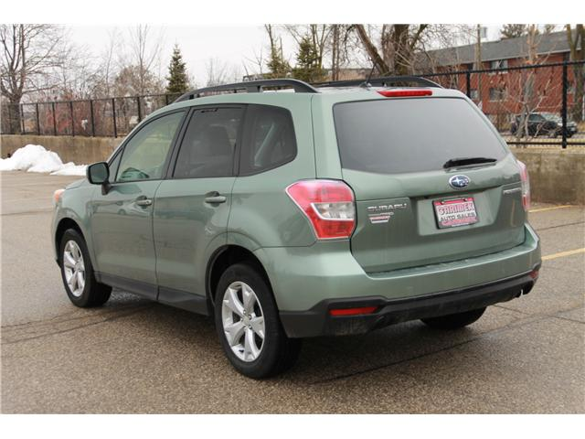 2015 Subaru Forester 2.5i Convenience Package (Stk: 1812607) in Waterloo - Image 3 of 26