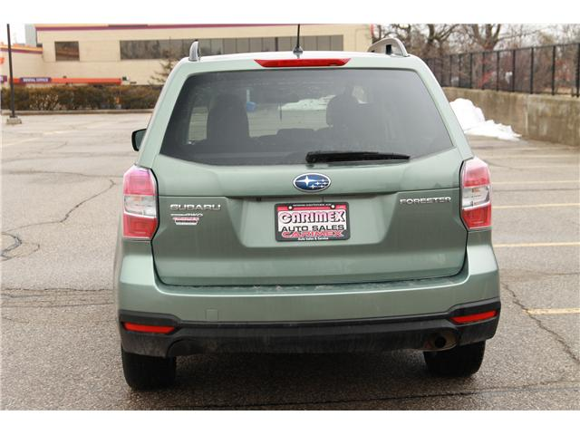 2015 Subaru Forester 2.5i Convenience Package (Stk: 1812607) in Waterloo - Image 4 of 26