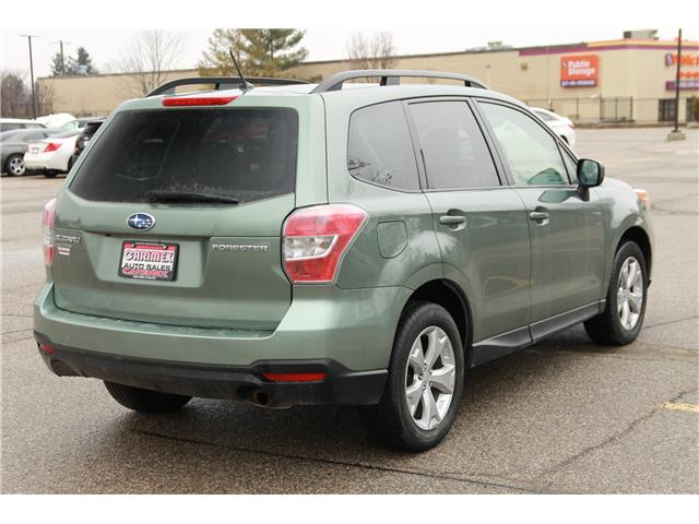 2015 Subaru Forester 2.5i Convenience Package (Stk: 1812607) in Waterloo - Image 5 of 26