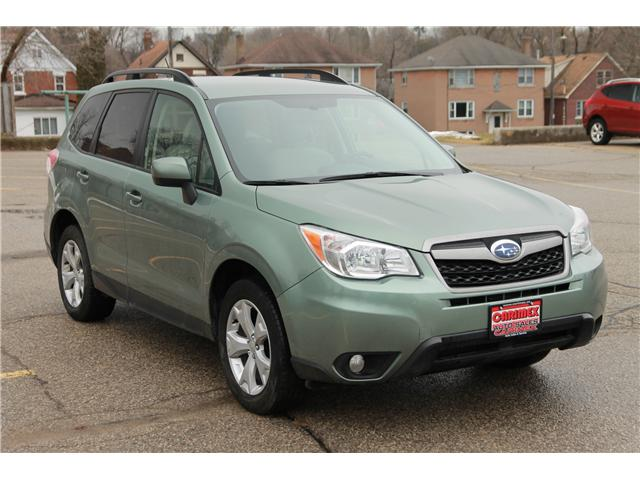 2015 Subaru Forester 2.5i Convenience Package (Stk: 1812607) in Waterloo - Image 7 of 26