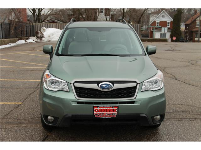 2015 Subaru Forester 2.5i Convenience Package (Stk: 1812607) in Waterloo - Image 8 of 26