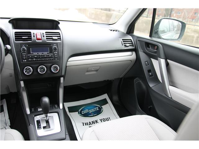 2015 Subaru Forester 2.5i Convenience Package (Stk: 1812607) in Waterloo - Image 14 of 26