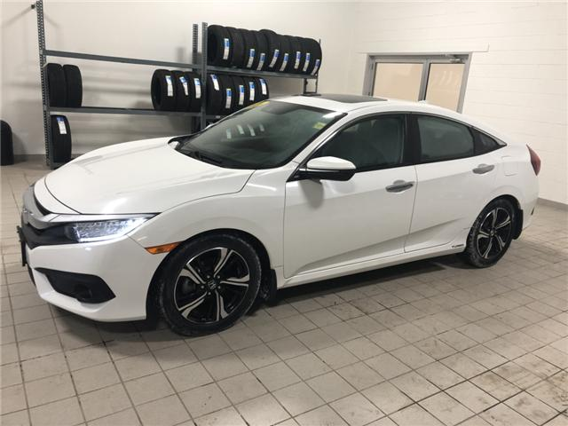 2016 Honda Civic Touring (Stk: 19075A) in Steinbach - Image 1 of 12