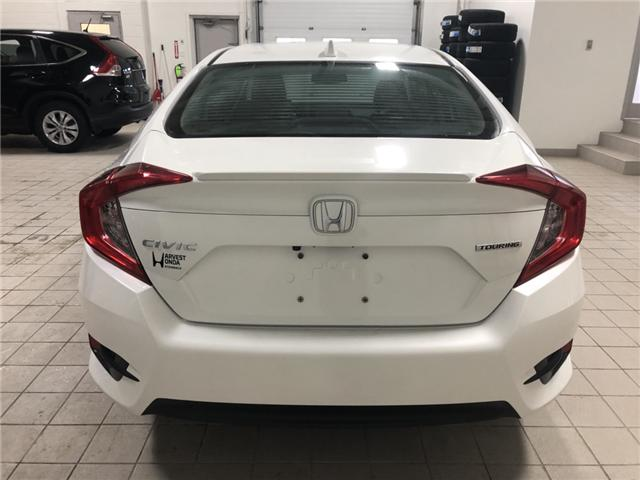 2016 Honda Civic Touring (Stk: 19075A) in Steinbach - Image 4 of 12