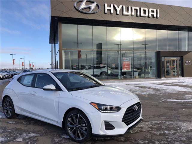 2019 Hyundai Veloster 2.0 GL (Stk: 29093) in Saskatoon - Image 1 of 4