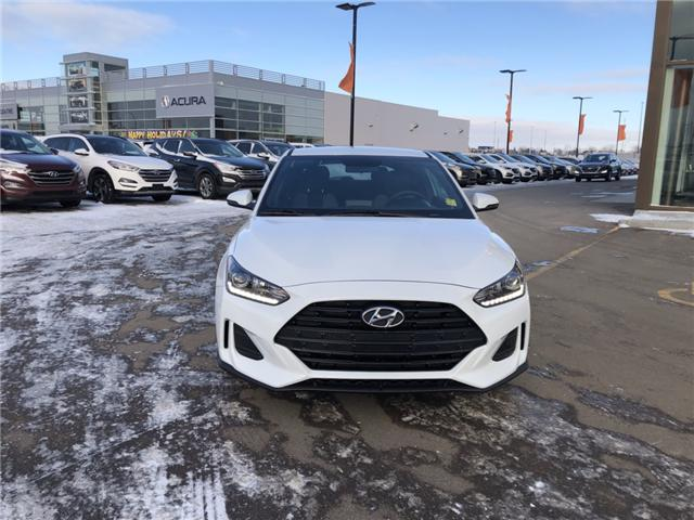 2019 Hyundai Veloster 2.0 GL (Stk: 29093) in Saskatoon - Image 2 of 4