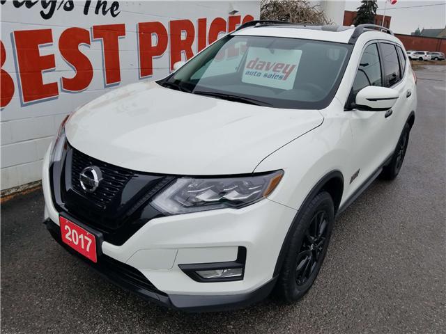 2017 Nissan Rogue SV (Stk: 18-821) in Oshawa - Image 1 of 20