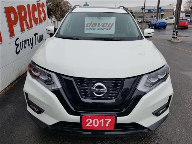 2017 Nissan Rogue SV (Stk: 18-821) in Oshawa - Image 2 of 20