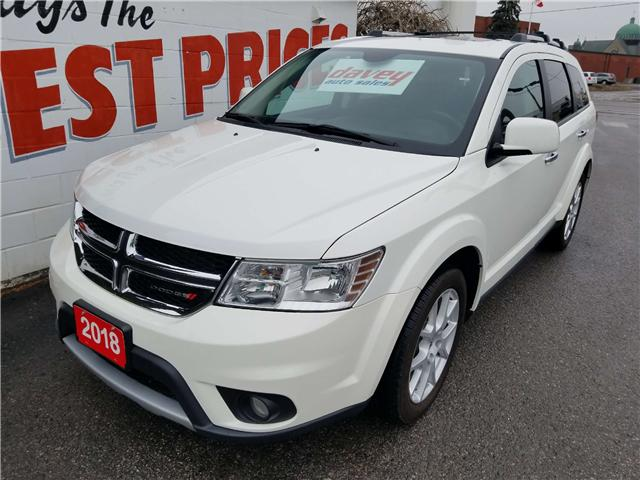 2018 Dodge Journey GT (Stk: 18-814A) in Oshawa - Image 1 of 17