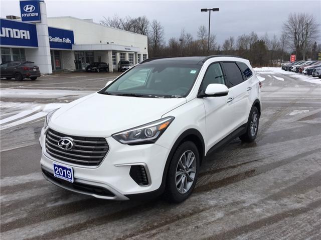 2019 Hyundai Santa Fe XL Luxury (Stk: 9642) in Smiths Falls - Image 1 of 11