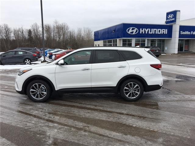 2019 Hyundai Santa Fe XL Luxury (Stk: 9642) in Smiths Falls - Image 2 of 11