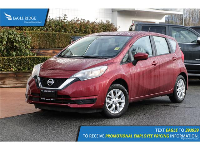 2017 Nissan Versa Note 1.6 SV (Stk: 179474) in Coquitlam - Image 1 of 16