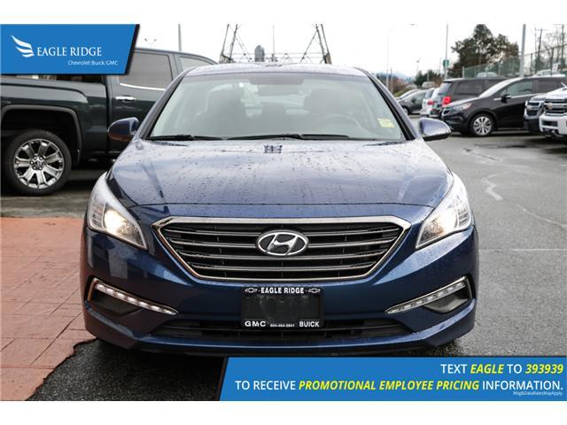 2017 Hyundai Sonata GL (Stk: 179251) in Coquitlam - Image 2 of 15