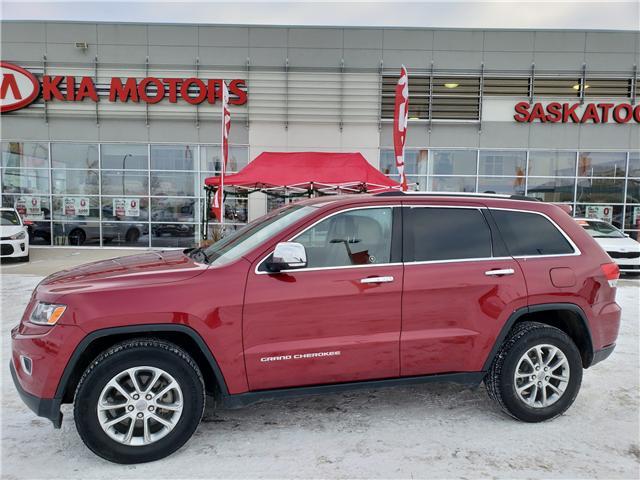 2014 Jeep Grand Cherokee Limited (Stk: P4481) in Saskatoon - Image 1 of 23