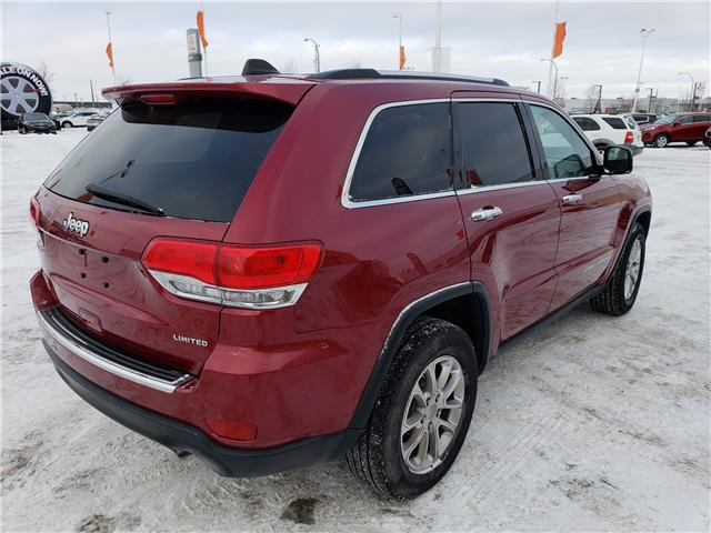 2014 Jeep Grand Cherokee Limited (Stk: P4481) in Saskatoon - Image 2 of 23