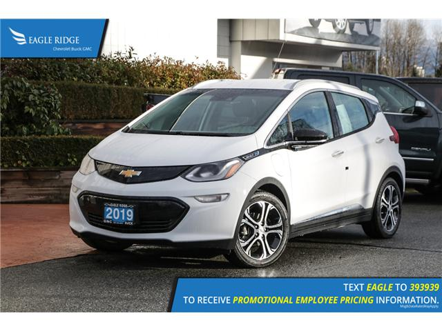 2019 Chevrolet Bolt EV Premier (Stk: 92318A) in Coquitlam - Image 1 of 16