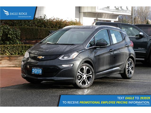 2019 Chevrolet Bolt EV Premier (Stk: 92313A) in Coquitlam - Image 1 of 17