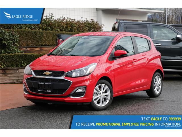 2019 Chevrolet Spark 1LT CVT (Stk: 93402A) in Coquitlam - Image 1 of 17