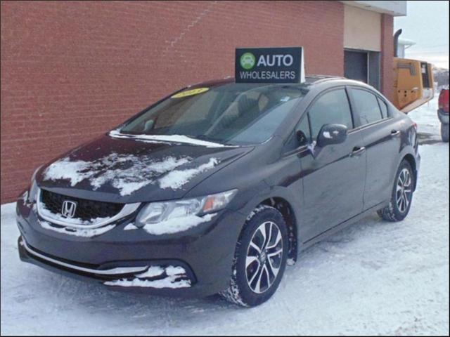 2013 Honda Civic EX (Stk: U3298A) in Charlottetown - Image 1 of 6