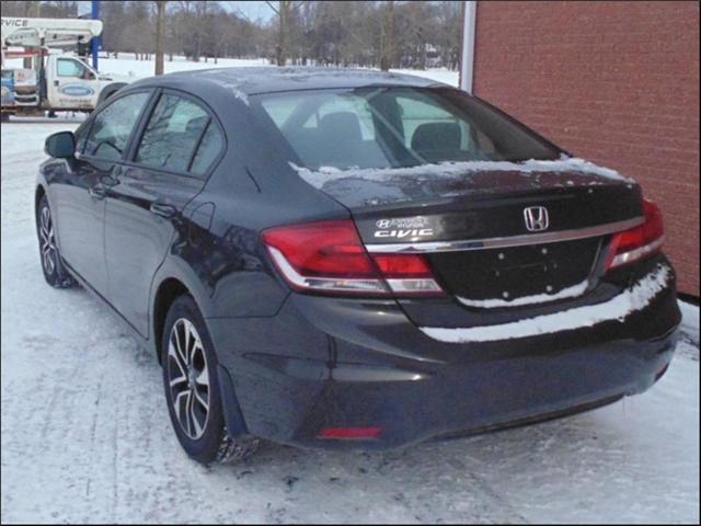 2013 Honda Civic EX (Stk: U3298A) in Charlottetown - Image 2 of 6