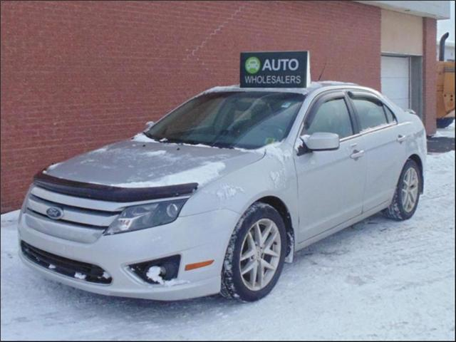 2010 Ford Fusion SEL (Stk: U3187B) in Charlottetown - Image 1 of 7
