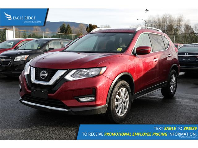 2018 Nissan Rogue SV (Stk: 189388) in Coquitlam - Image 1 of 5
