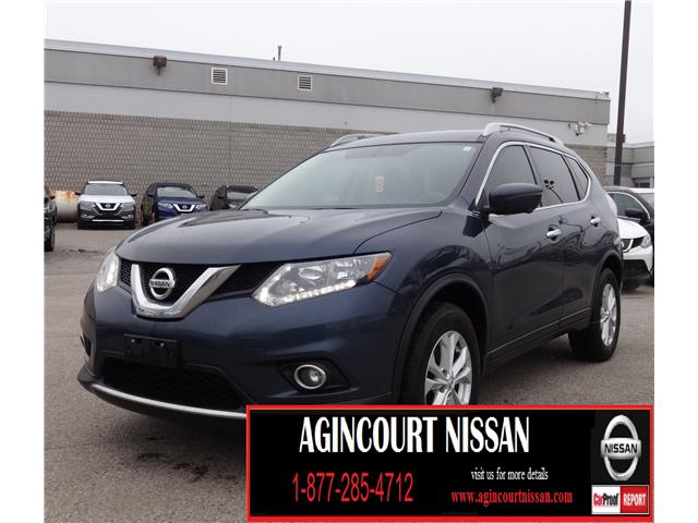 2016 Nissan Rogue SV (Stk: KC724835A) in Scarborough - Image 1 of 24
