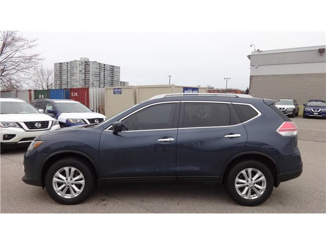 2016 Nissan Rogue SV (Stk: KC724835A) in Scarborough - Image 2 of 24